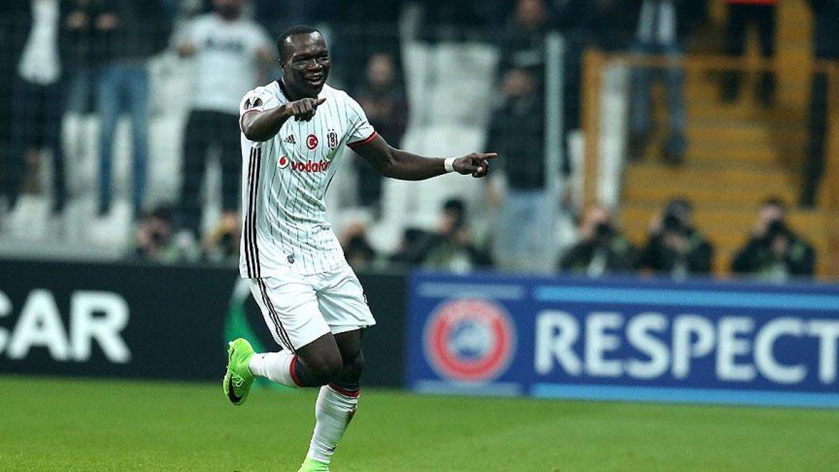Beşiktaşlı Vincent Aboubakar PFDK ye sevk edildi #1