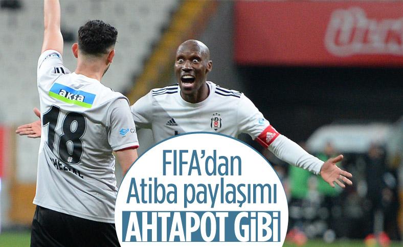FIFA, Atiba'yı ahtapota benzetti