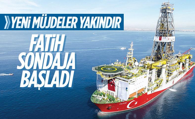 Fatih Dönmez: Karadeniz'in Fatih'i yeni sondaja başladı