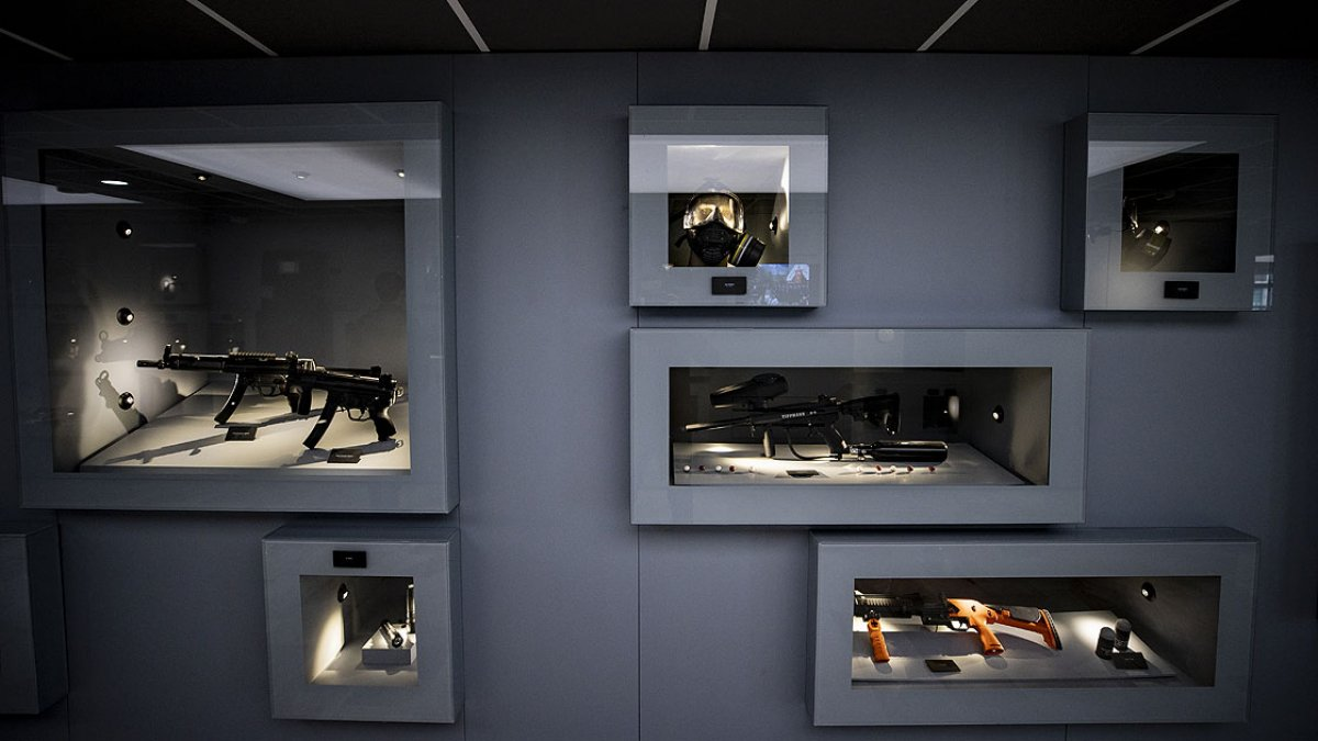 Türk Polis Teşkilatının ilk müzesi, Ankara da açılıyor #4