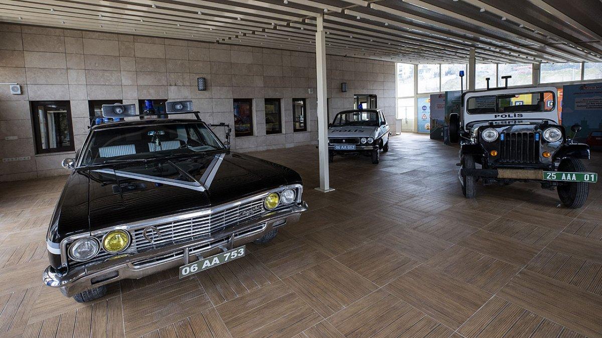 Türk Polis Teşkilatının ilk müzesi, Ankara da açılıyor #5