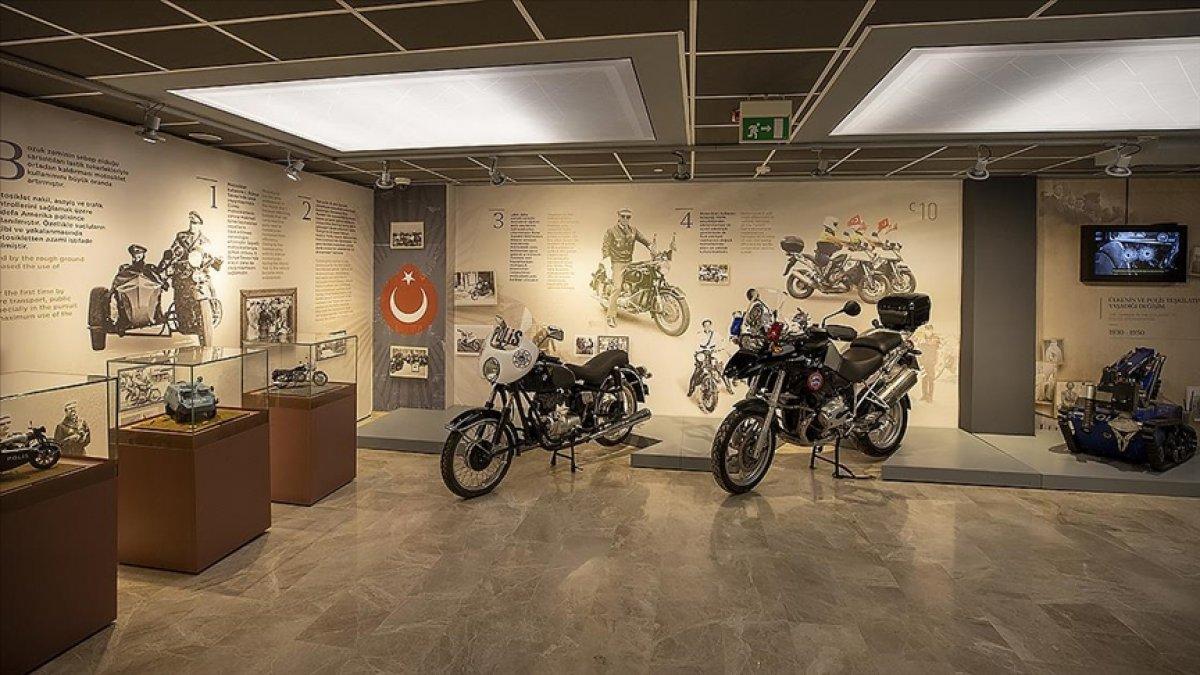 Türk Polis Teşkilatının ilk müzesi, Ankara da açılıyor #1