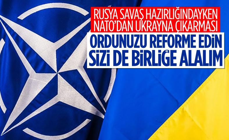 NATO kurmayları Ukrayna'da