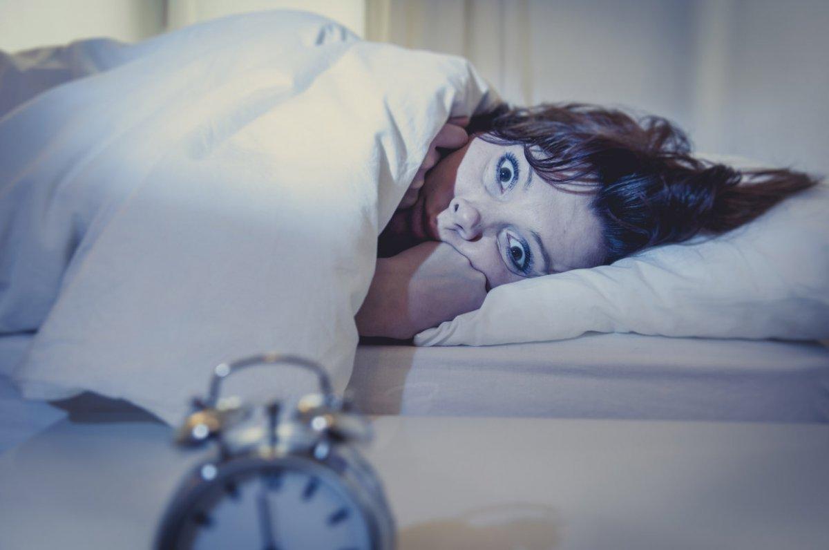 Yorgun uyanmanın 10 nedeni #4