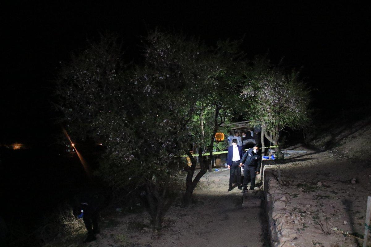 Elazığ da vahşi cinayet #1