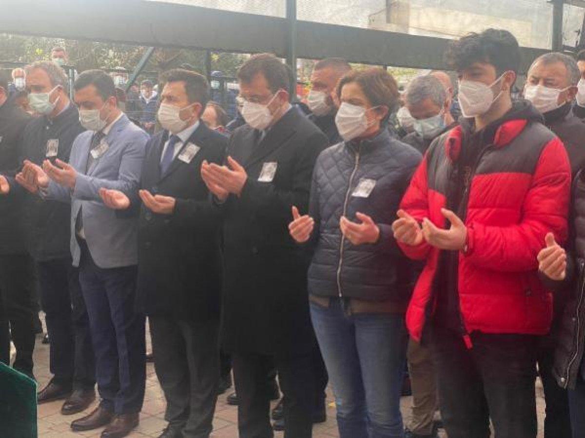 Canan Kaftancıoğlu nun cenaze vasiyeti #4