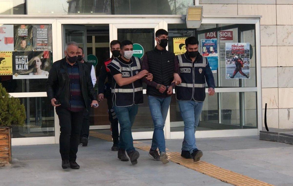 Elazığ da 18 yaşındaki Emine nin katil zanlısı tutuklandı #2