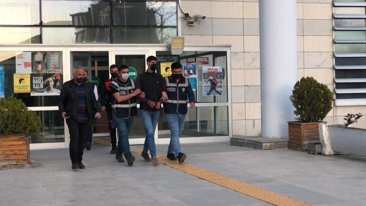 Elazığ da 18 yaşındaki Emine nin katil zanlısı tutuklandı #1
