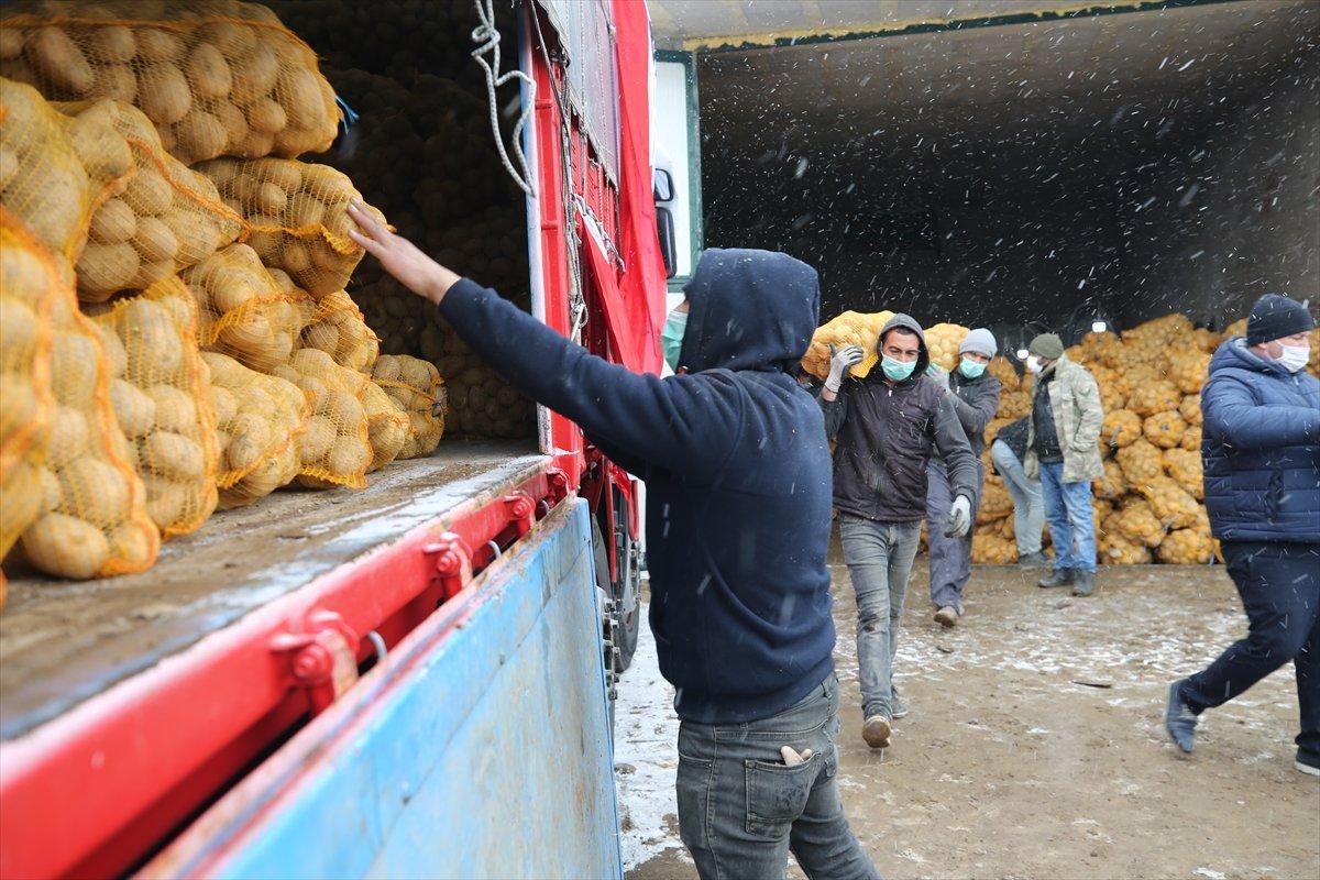 Cumhurbaşkanı Erdoğan ın talimatıyla çiftçiden alınacak ürünler ücretsiz dağıtılacak #2