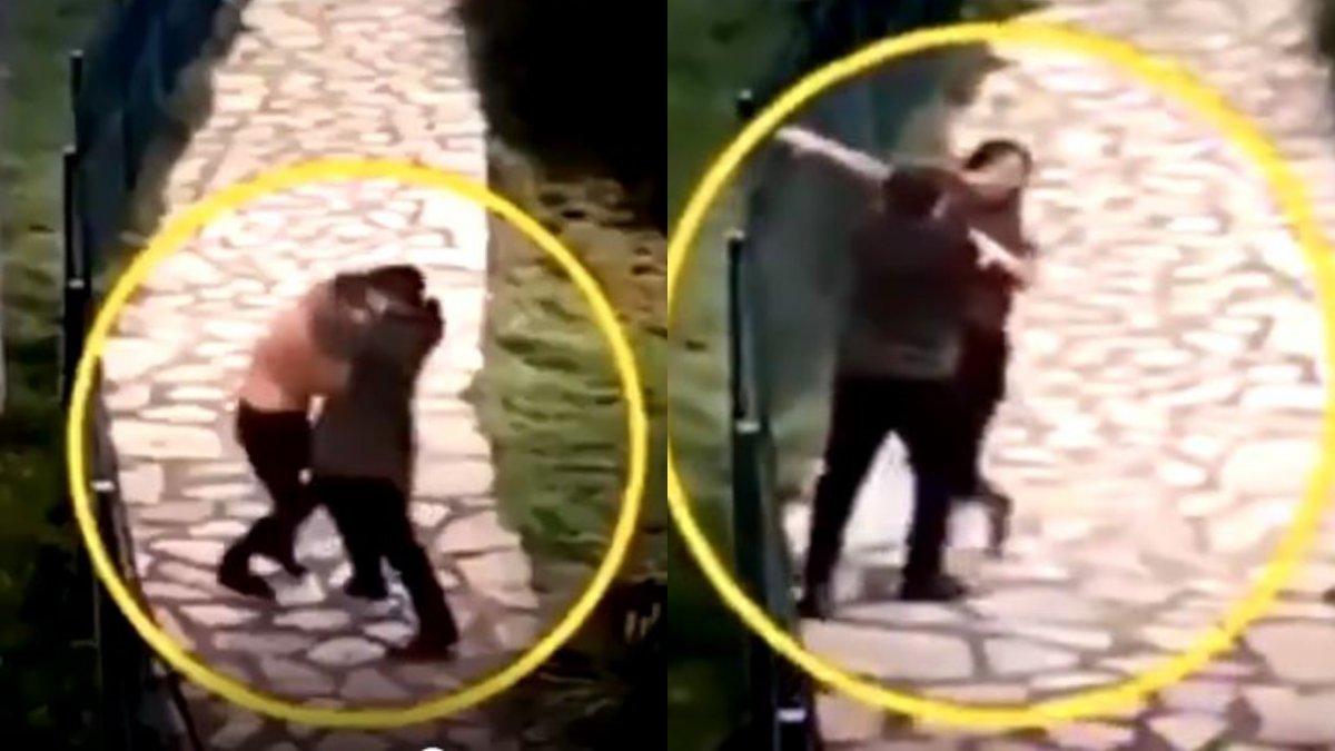 İstanbul da bıçakla genç kadını taciz eden saldırgan yakalandı #1