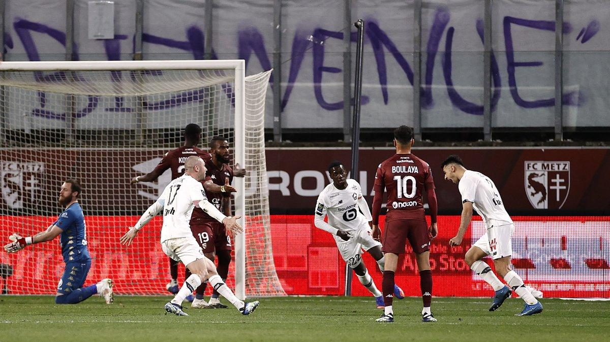 Lille in galip geldiği maça Burak Yılmaz ve Zeki Çelik damgası #2