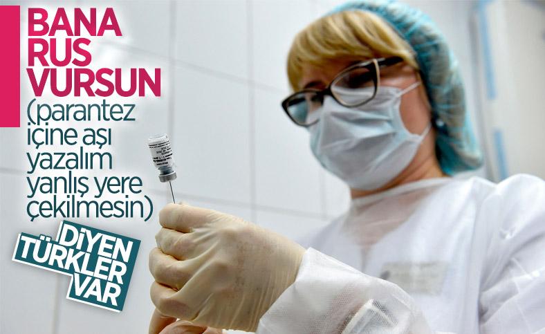 Türk vatandaşlarından Rusya'ya Sputnik V aşısı için özel tur