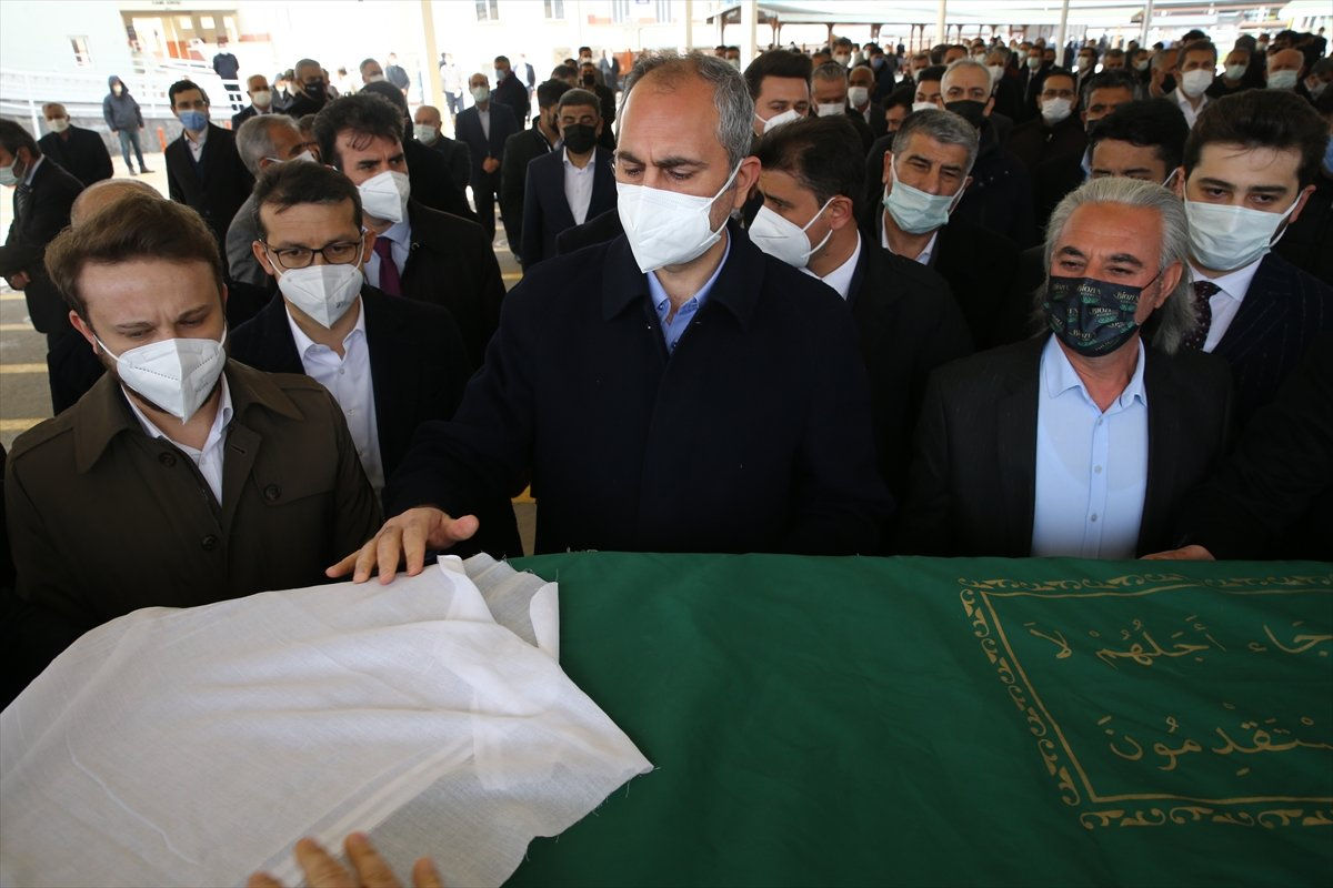 Abdulhamit Gül ün acı dolu anı #1