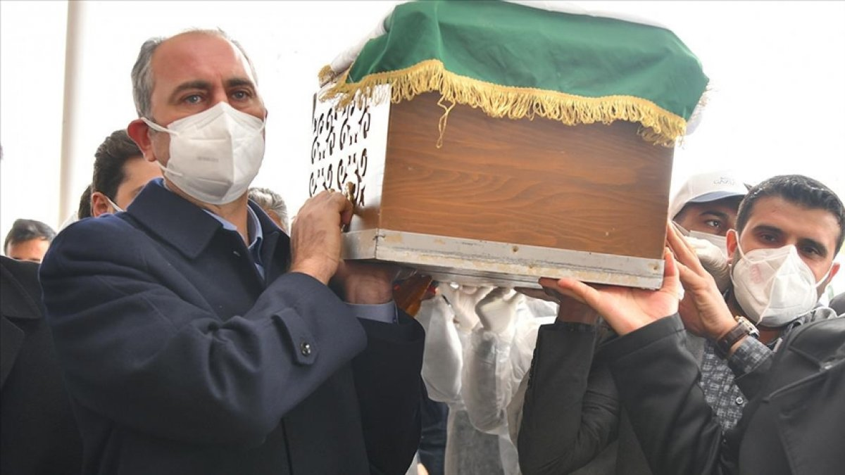 Abdulhamit Gül ün acı dolu anı #3
