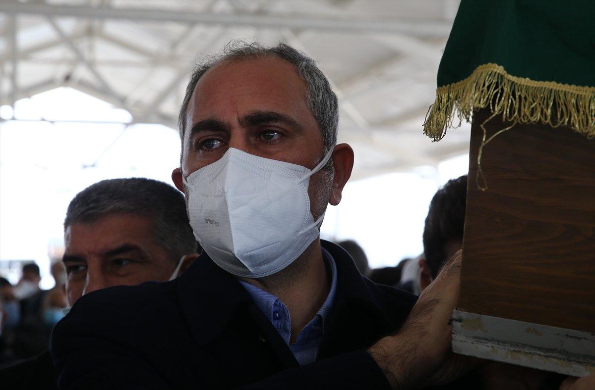 Abdulhamit Gül ün acı dolu anı #2