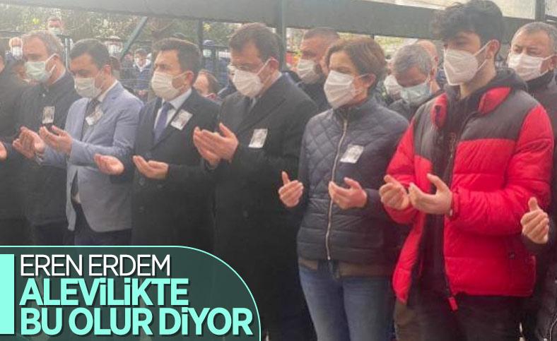 Eren Erdem'den Canan Kaftancıoğlu açıklaması: Alevilikte vardır