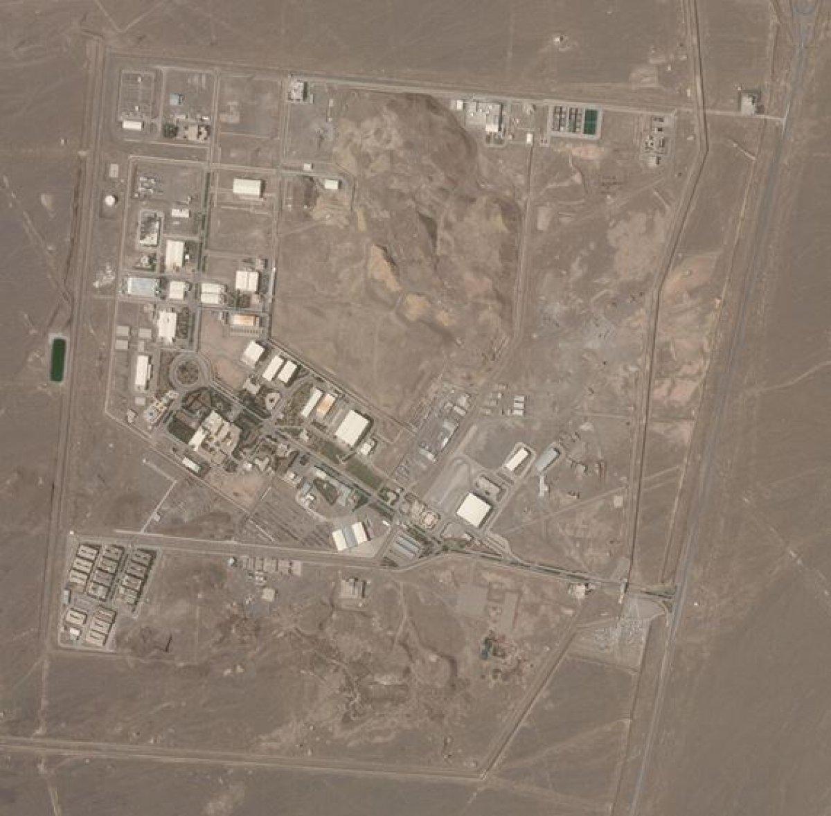 İsrail basını: İran daki nükleer tesis kazasının arkasında Mossad var #3