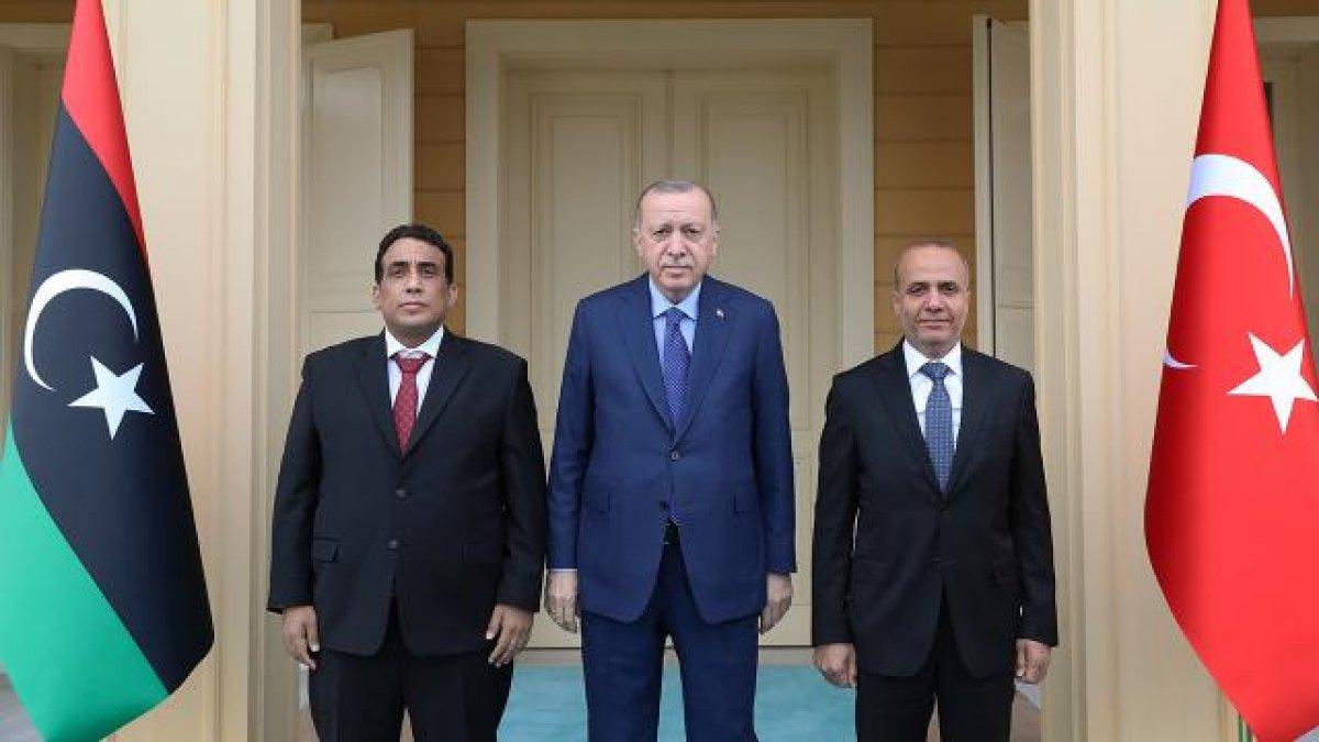Libya Başbakanı Dibeybe Türkiye ye geliyor #5