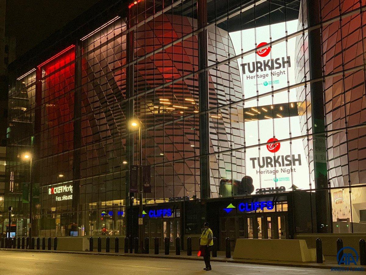 NBA de Türkiye gecesi #1