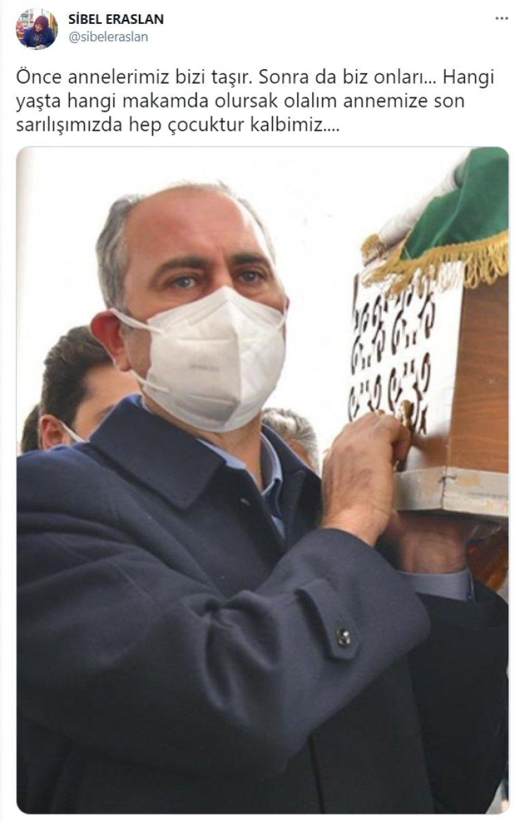 Abdulhamit Gül ün acı dolu anı #4