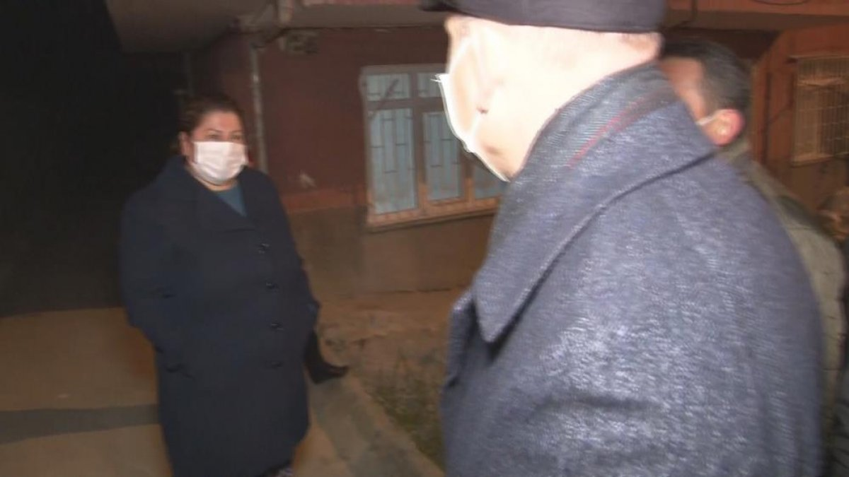 İçişleri Bakanı Soylu, mağduruz diyen Açelya apartmanı sakinini teselli etti #5
