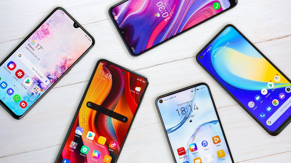 Ocak 2021in en çok satan akıllı telefonları açıklandı