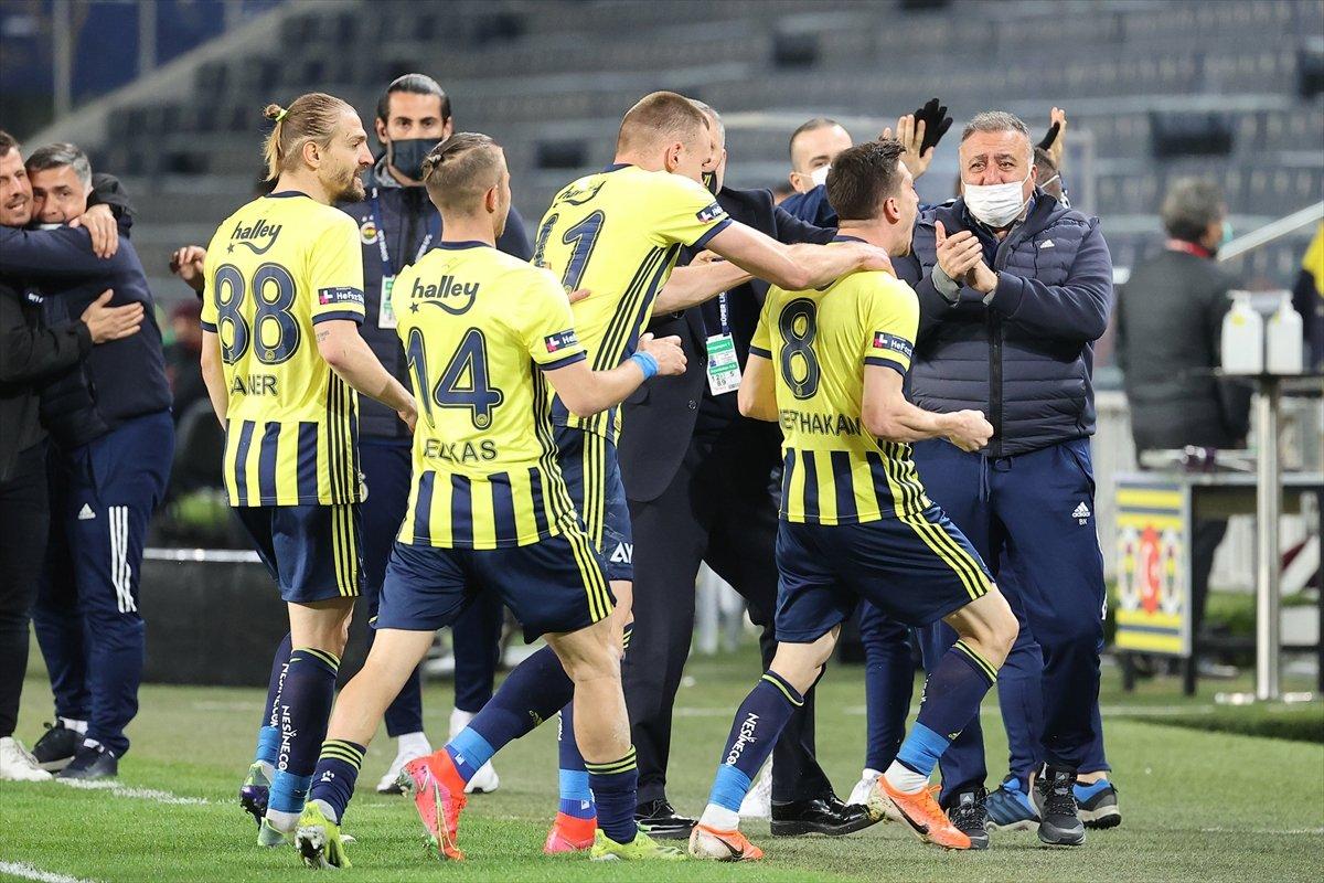 Süper Lig de takımların şampiyonluk varyasyonları #2