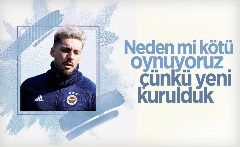 Jose Sosa: Gaziantep maçında seri başlatacağız