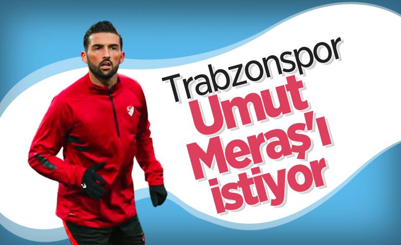 Trabzonspor'un hedefi Umut Meraş