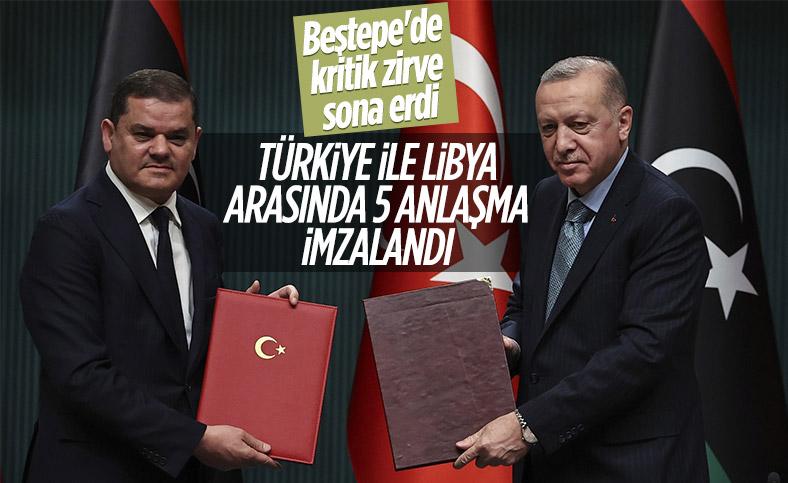 Cumhurbaşkanı Erdoğan: Libya'nın egemenliği önceliğimizdir