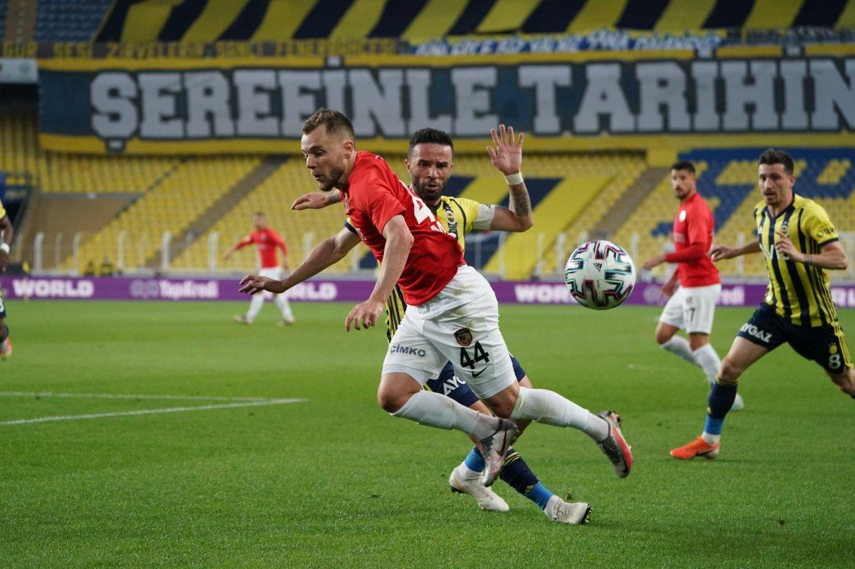 Fenerbahçe evinde Gaziantep i 3 golle mağlup etti #4