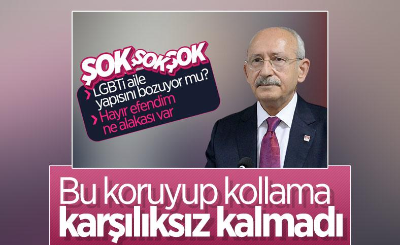 Kemal Kılıçdaroğlu, LGBTİ üyesi yapıldı