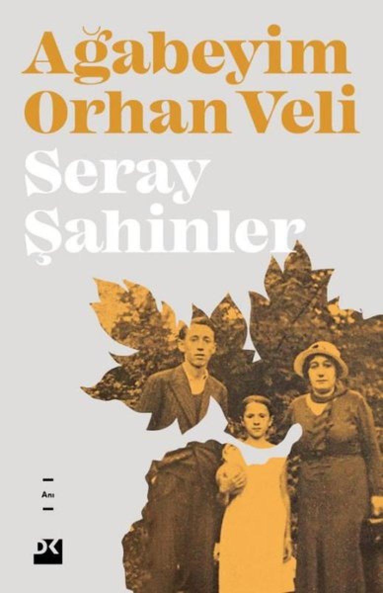 Seray Şahinler den Orhan Veli kitabı #2