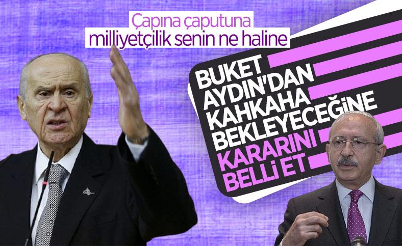 Bahçeli'den Kılıçdaroğlu'na: Ondan bundan kahkaha bekleme