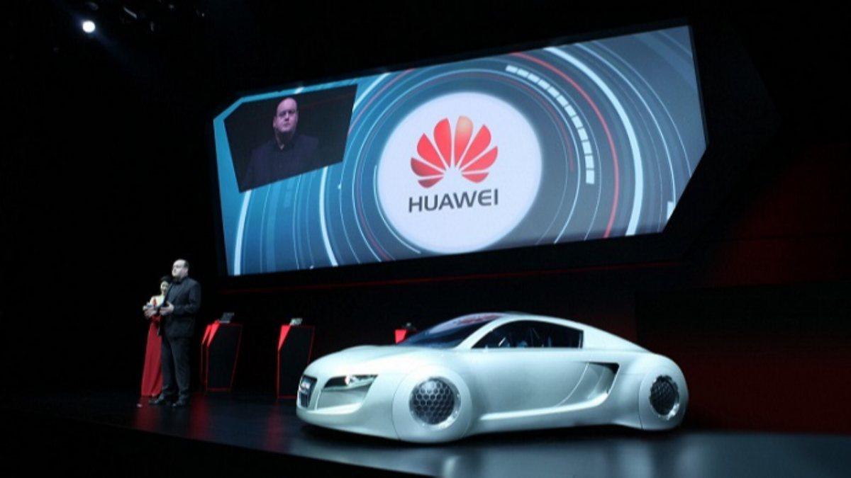 Huawei, elektrikli araçlara ve otonom sürüş teknolojisine 1 milyar dolar yatırım yapacak