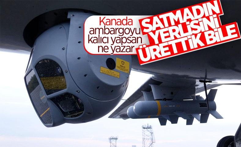 Kanada, Türkiye'ye askeri ihracat izinlerini iptal etti