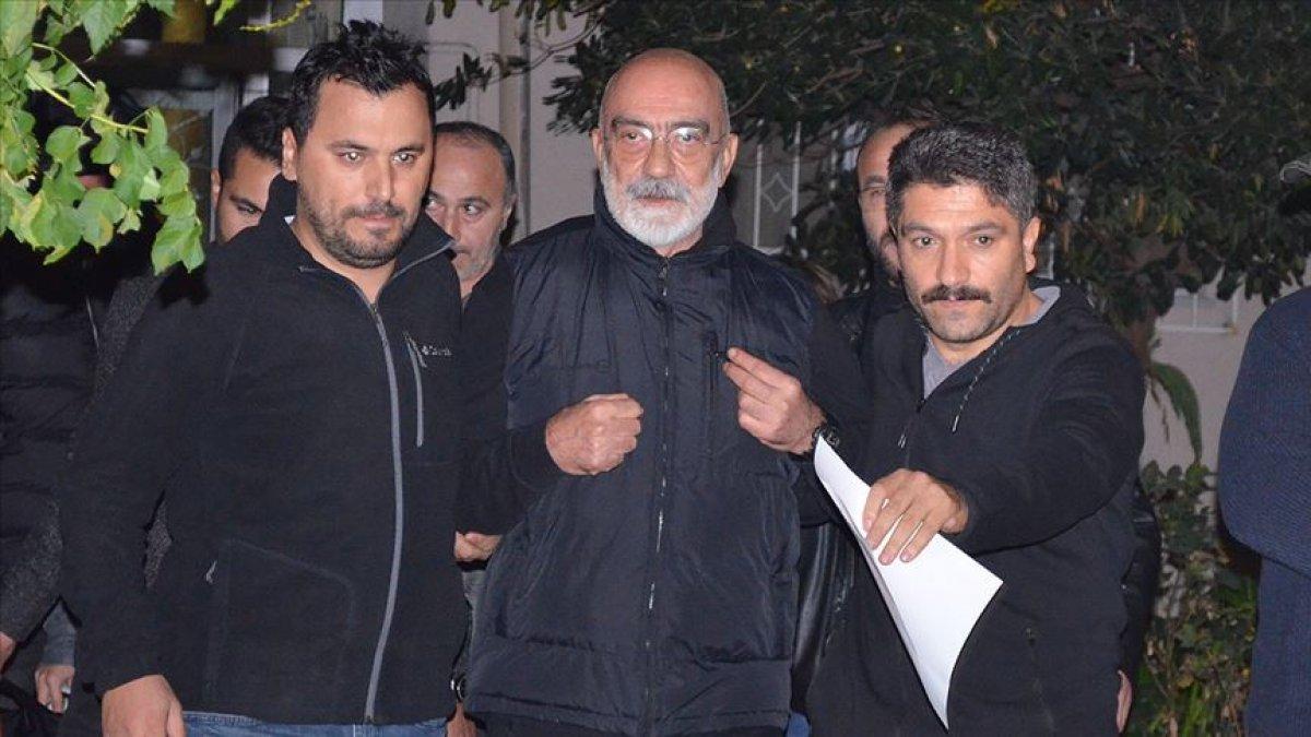 Yargıtay dan Ahmet Altan hakkında tahliye kararı #1