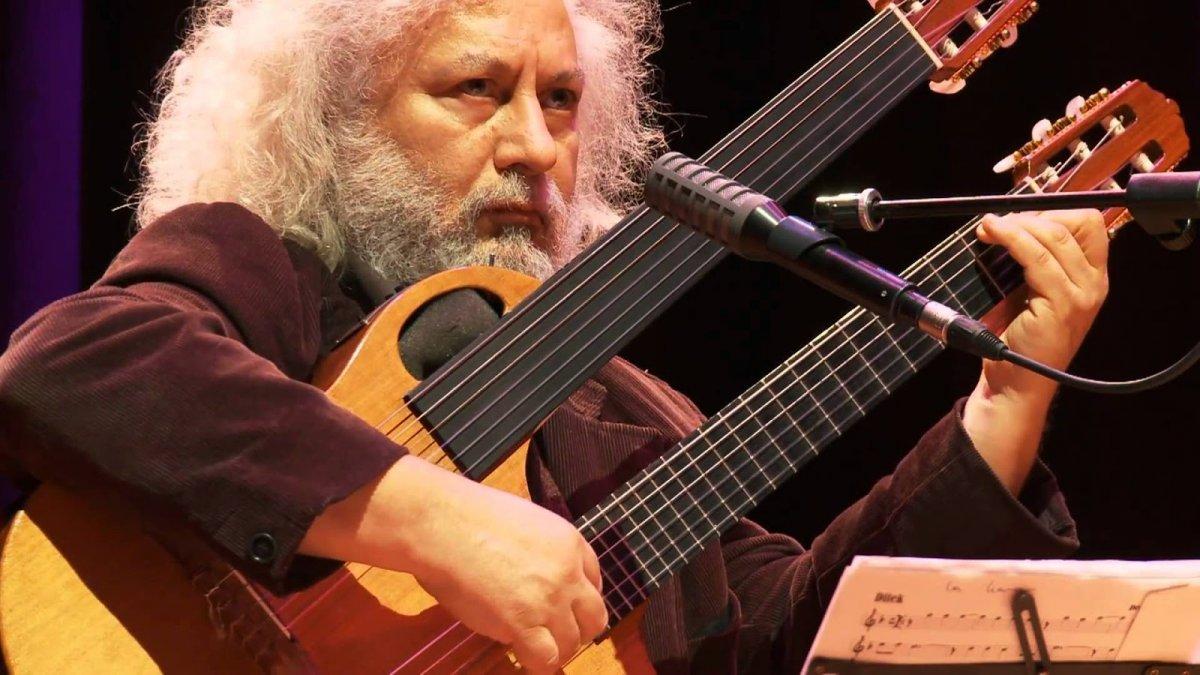 Erkan Oğur kimdir? Müzisyen Erkan Oğur'un biyografisi..