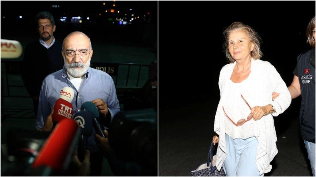 Yargıtay dan Ahmet Altan hakkında tahliye kararı #2