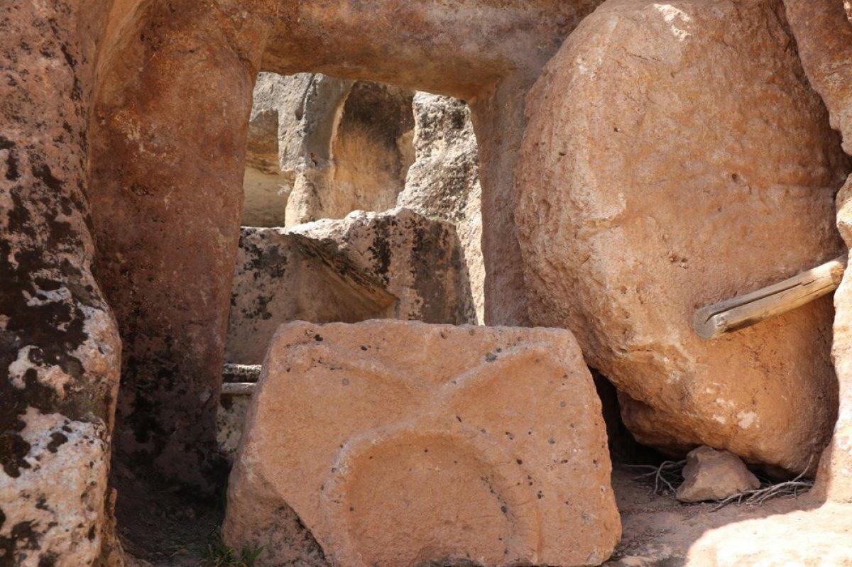 Diyarbakır'daki Hilar Mağaraları ve Çayönü'nde kazı başlıyor #6