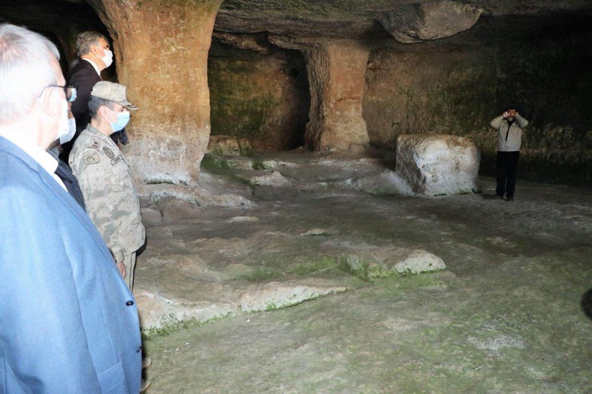 Diyarbakır'daki Hilar Mağaraları ve Çayönü'nde kazı başlıyor #8