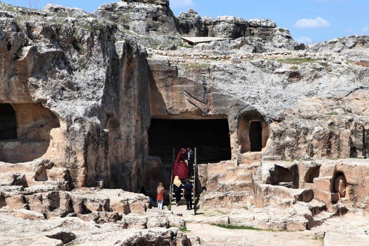 Diyarbakır'daki Hilar Mağaraları ve Çayönü'nde kazı başlıyor #4