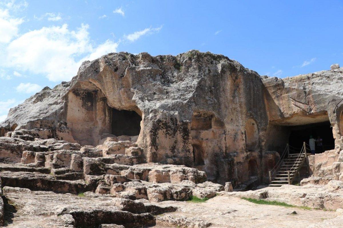 Diyarbakır'daki Hilar Mağaraları ve Çayönü'nde kazı başlıyor #7
