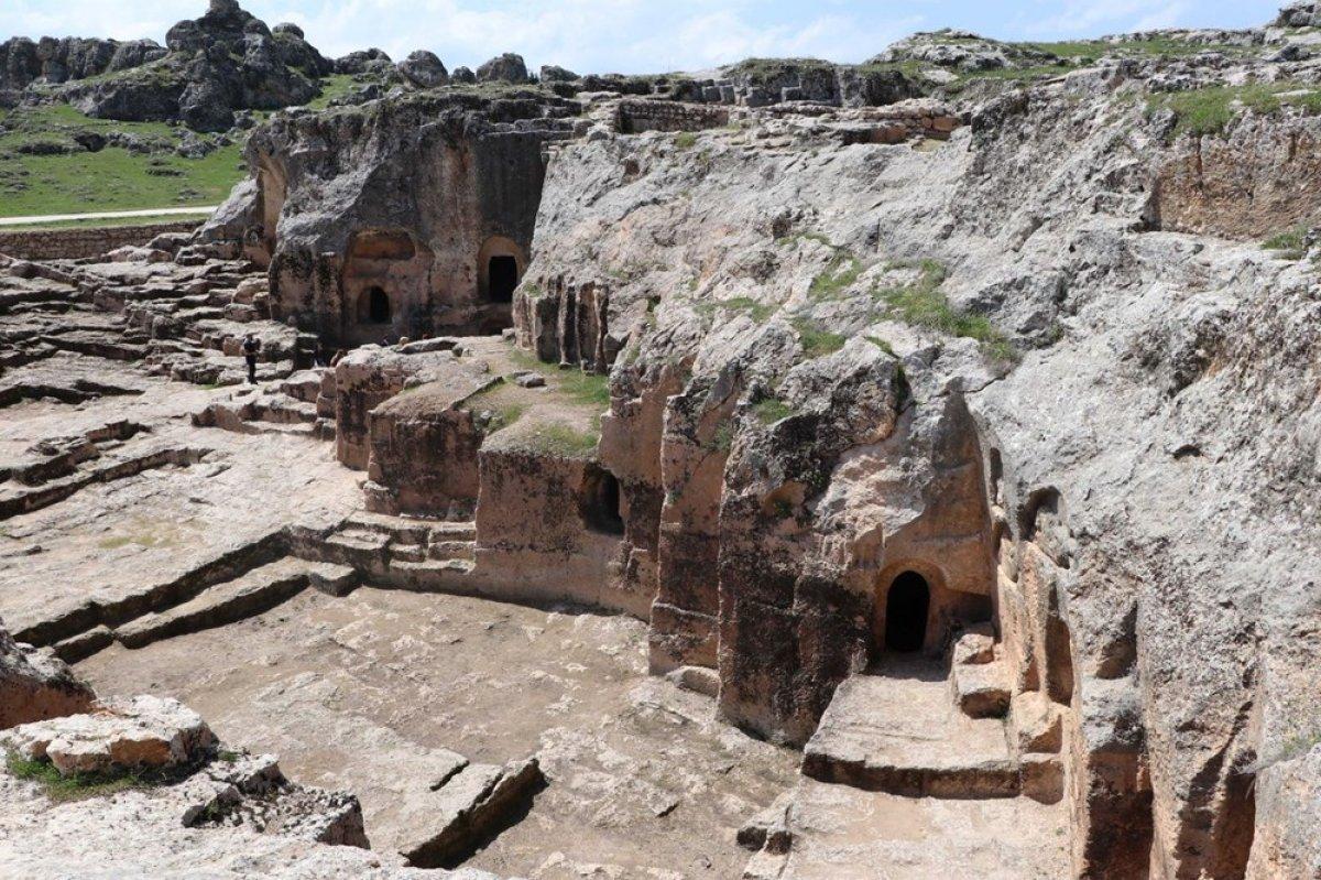 Diyarbakır'daki Hilar Mağaraları ve Çayönü'nde kazı başlıyor #1