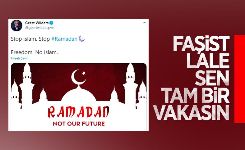 Ali Erbaş'tan, Wilders'ın Ramazan'ı hedef alan mesajına tepki