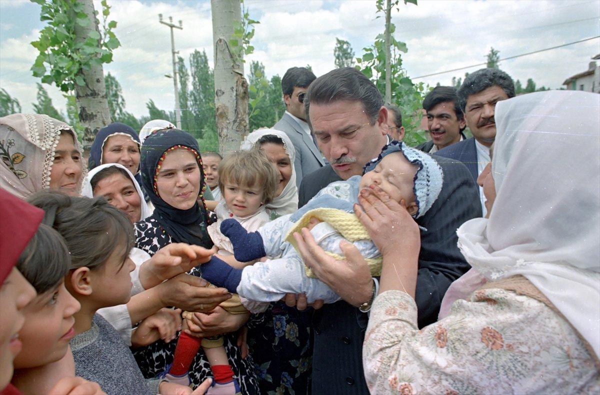 Eski Başbakanlardan Yıldırım Akbulut, hayatını kaybetti #4