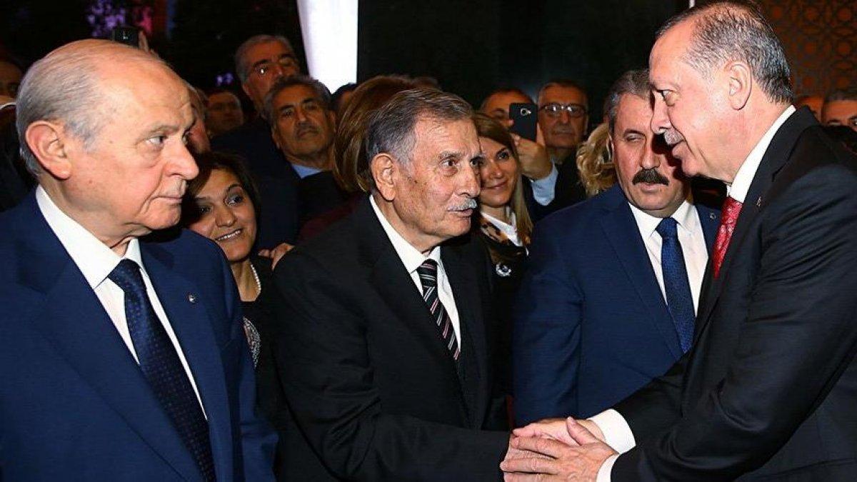 Eski Başbakanlardan Yıldırım Akbulut, hayatını kaybetti #1