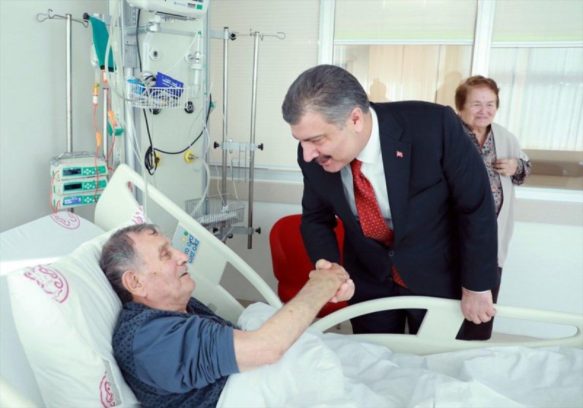 Cumhurbaşkanı Erdoğan, Yıldırım Akbulut un cenaze törenine katıldı #16