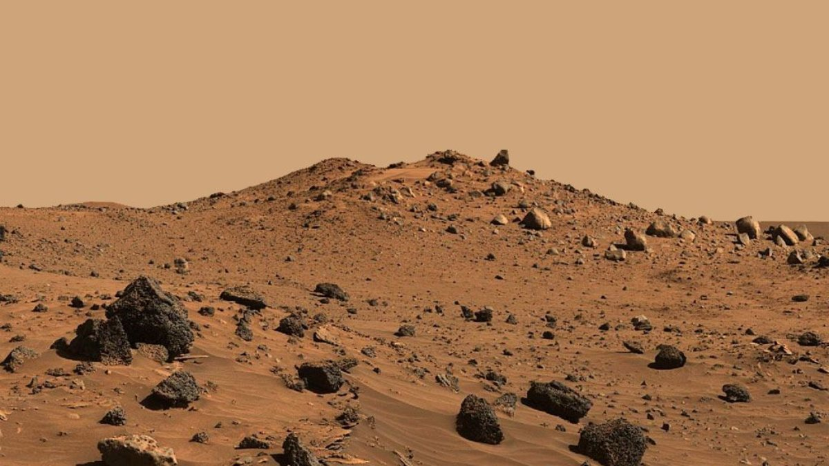 Yeni araştırmaya göre Mars toprakları aniden çoraklaşmadı