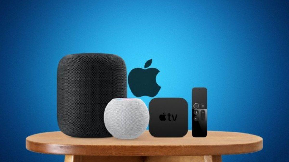 Apple, HomePod ile Apple TVyi birleştirebilir